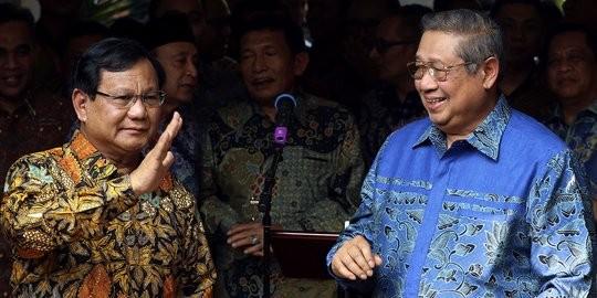 Pengamat: Kesepakatan Politik Antara Prabowo-SBY Belum Definitif