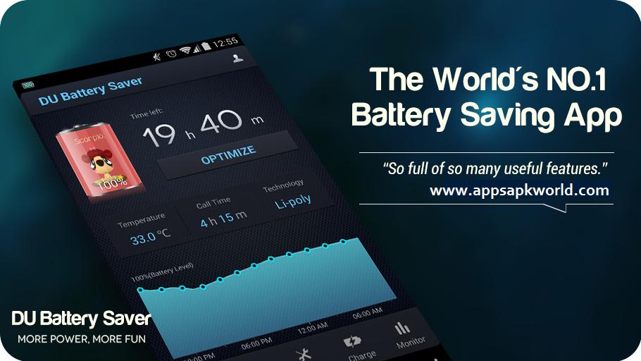 DU Battery Saver PRO & Widgets v4.2.1.1 Unlocked APK