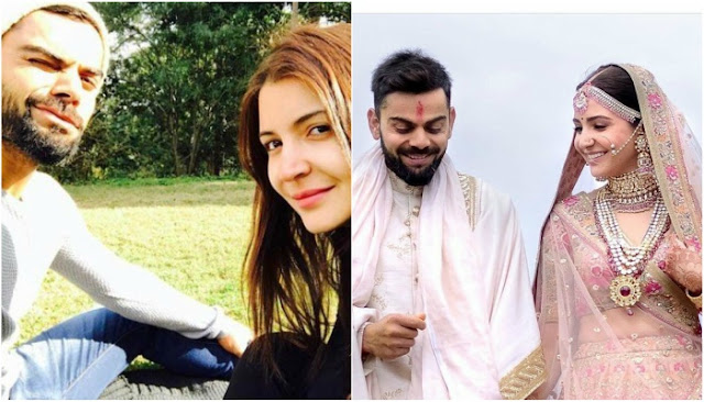 Virat Kohli And Anushka Sharma Love Story