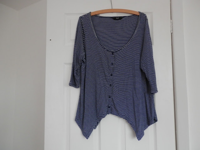 My second hand, charity shopped wardrobe.  Including seventies shawl, charity shop cardigan and top and second hand mary jane shoes.  secondhandsusie.blogspot.com #charityshopblogger
