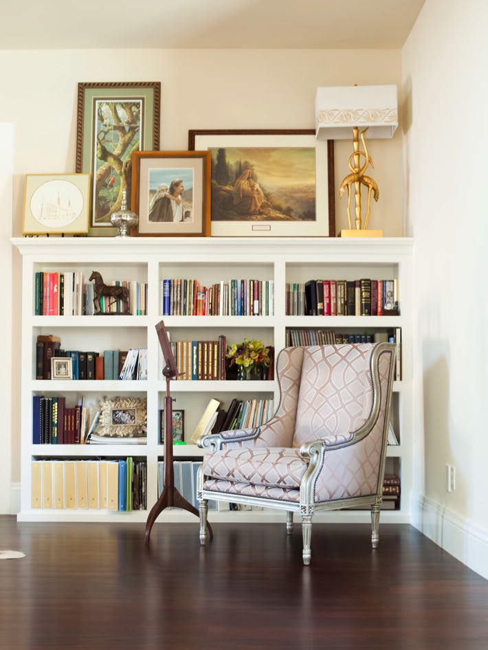 Lonie Mae Blog: Wall shelves