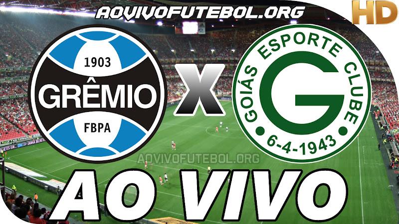 Assistir Grêmio vs Goiás Ao Vivo HD