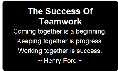 Great Quotes Teamwork Quotes