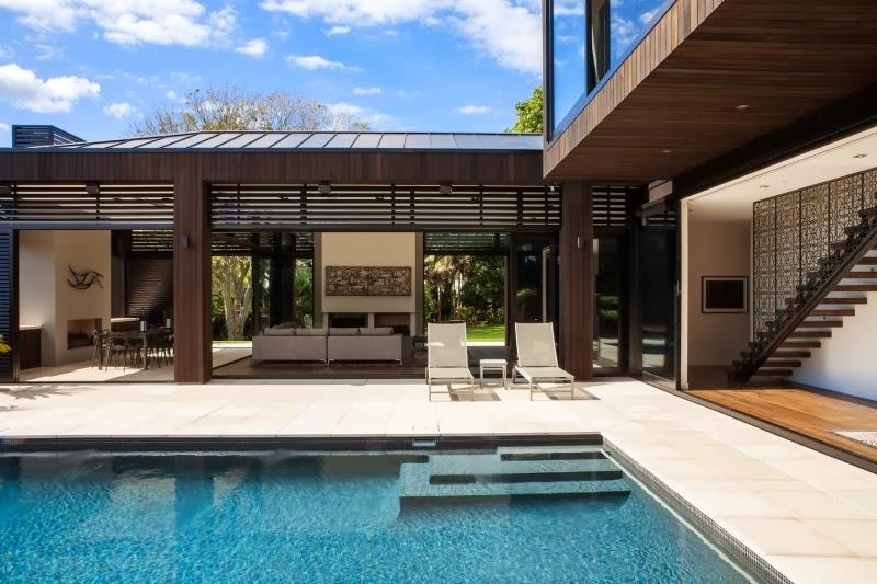 modern house furnishing godden cres by dorrington architects associates luxury ideas