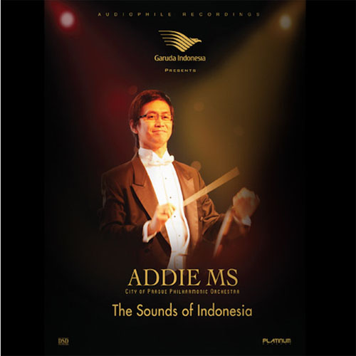 Addie MS & The City of Prague Philharmonic Orchestra - The Sounds of Indonesia - Album (2012) [iTunes Plus AAC M4A]