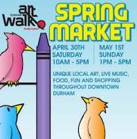 Art Walk Spring Market
