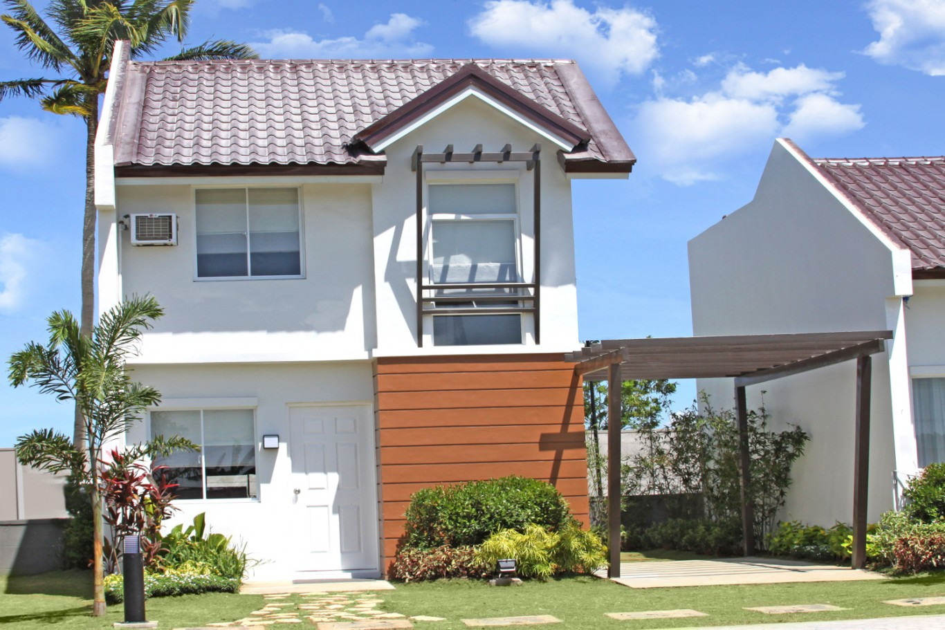 low cost housing in the philippines: affordable house cavite