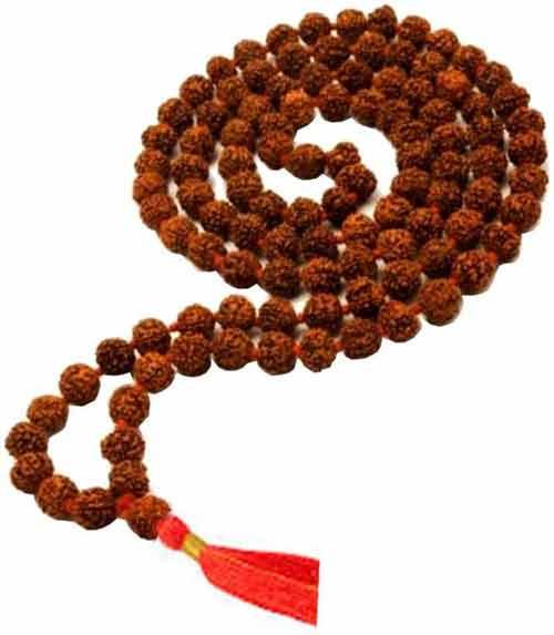 How to clean Rudraksha Malas?