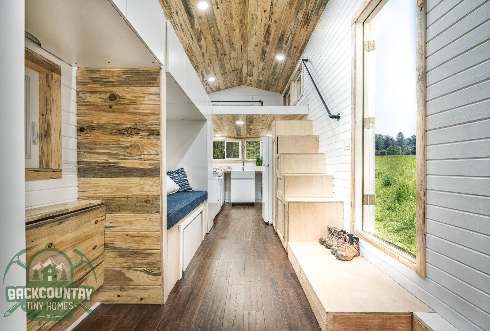 Tiny Home Designs: TINY HOUSE TOWN: The Juniper From Backcountry Tiny Homes