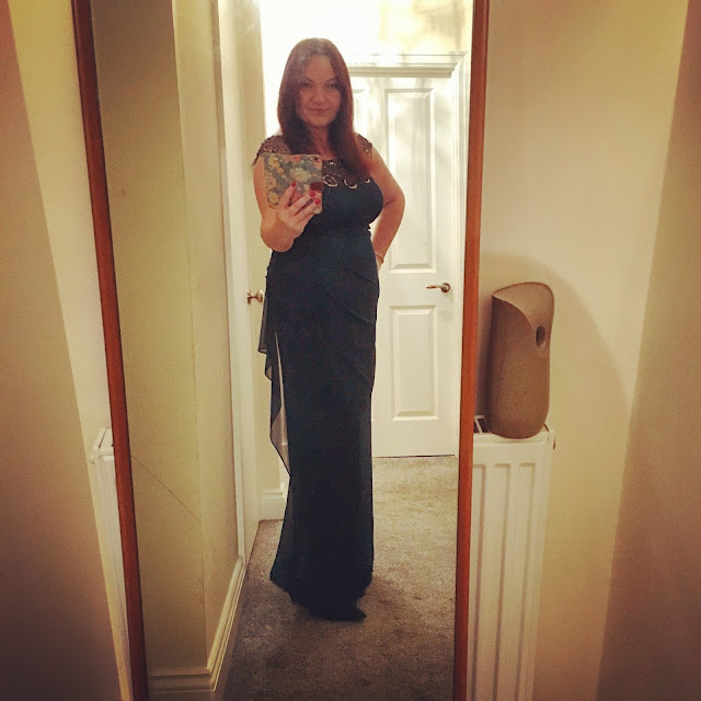 Mandy Charlton, Successful, Single and Dressed for the ball