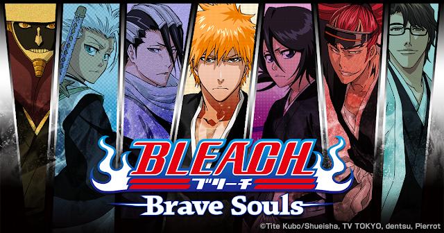 Bleach Brave Souls v7.2.2 Apk [Mega Mod]