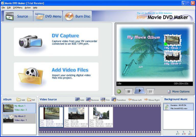 تحميل أفضل برنامج لدمج الصور مع الأغاني Photo Dvd Maker