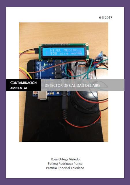 Detector de calidad del aire