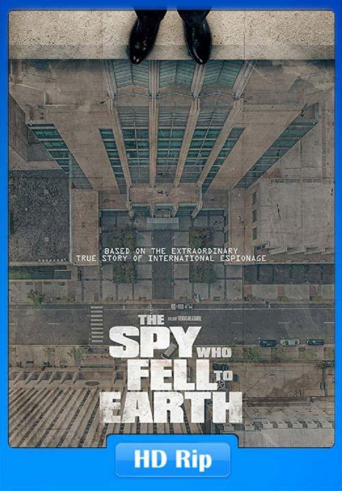 The Spy Who Fell to Earth 2019 720p NF WEB-DL x264 | 480p 300MB | 100MB HEVC Poster