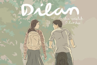 PLOT Film Dilan 1990 (2018) Sinopsis