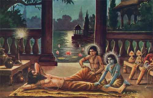 A collection of Quotes from the Ramayan