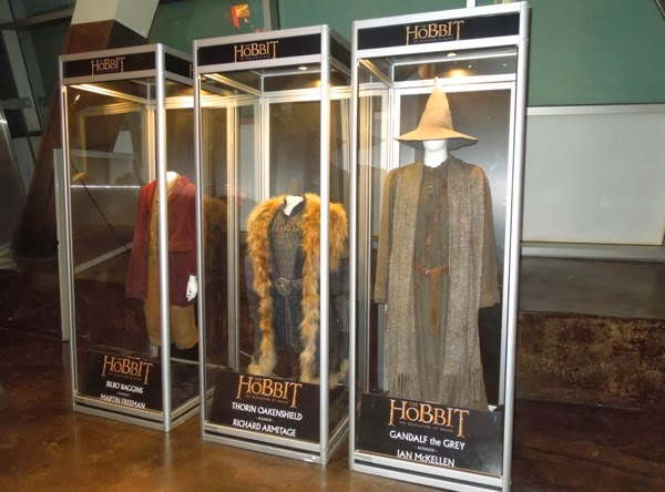 Hobbit 2 movie costumes