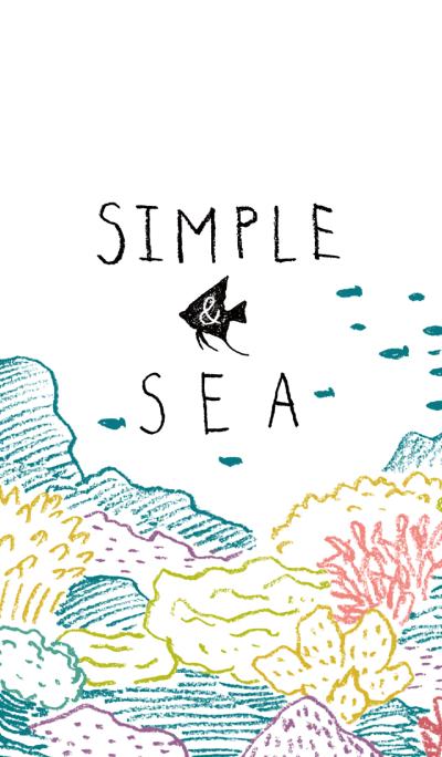 SIMPLE & SEA (Theme)
