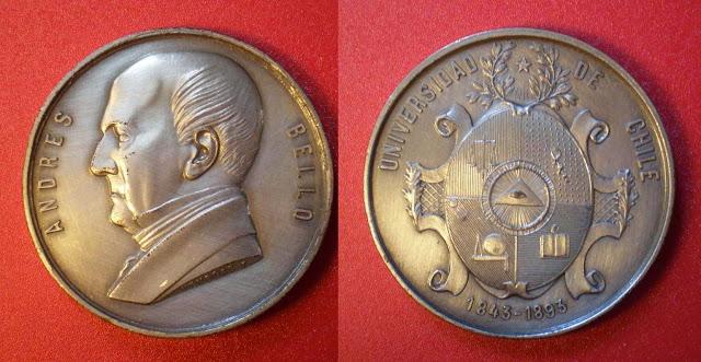Medalla Andres Bello
