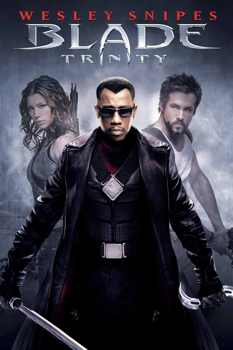 Blade: Trinity Torrent – BluRay 720p/1080p Dublado