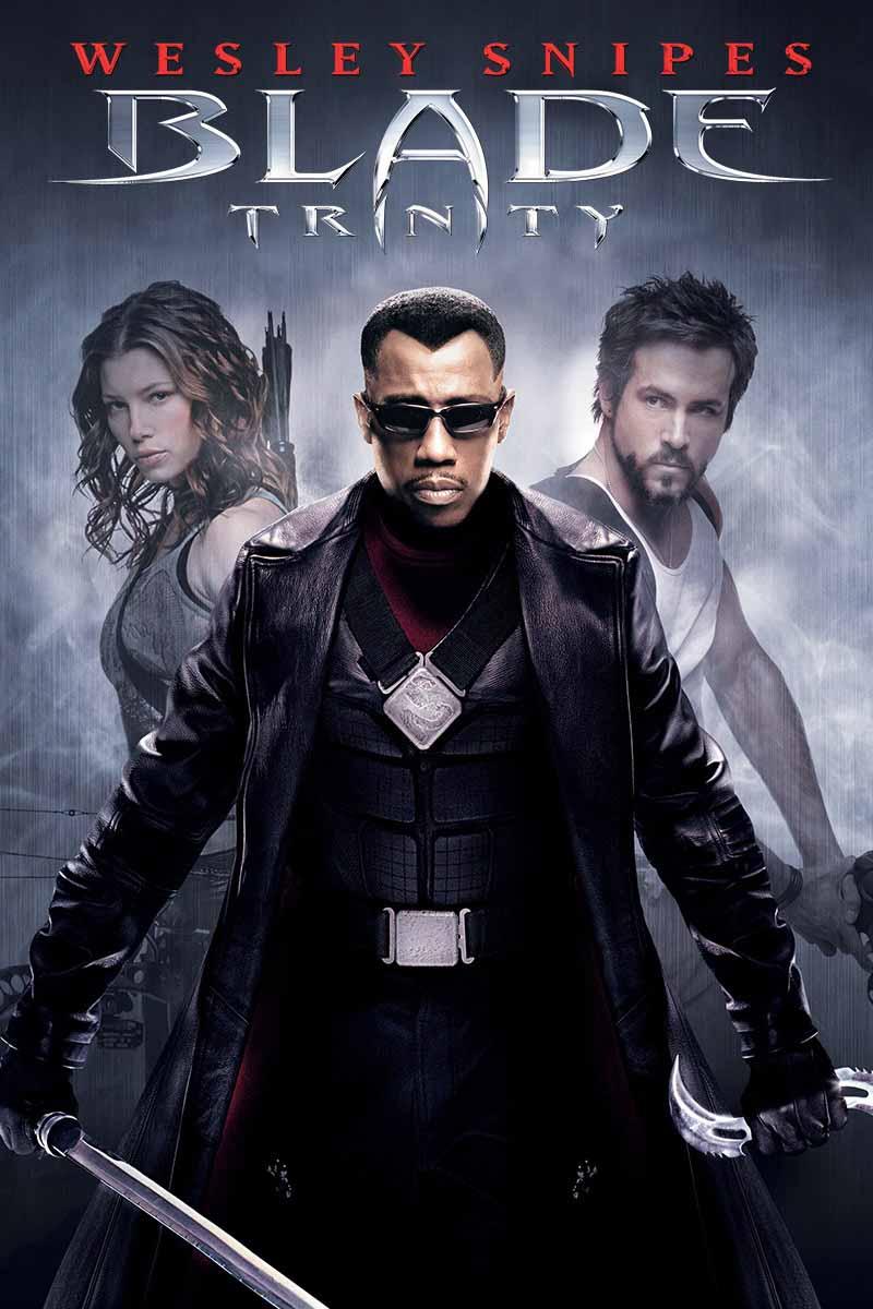 Blade: Trinity Torrent - BluRay 720p/1080p Dublado