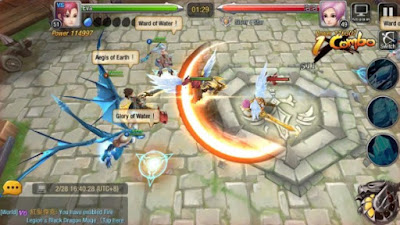Download Dragon Hunter Furious Love MOD APK Terbaru For Android