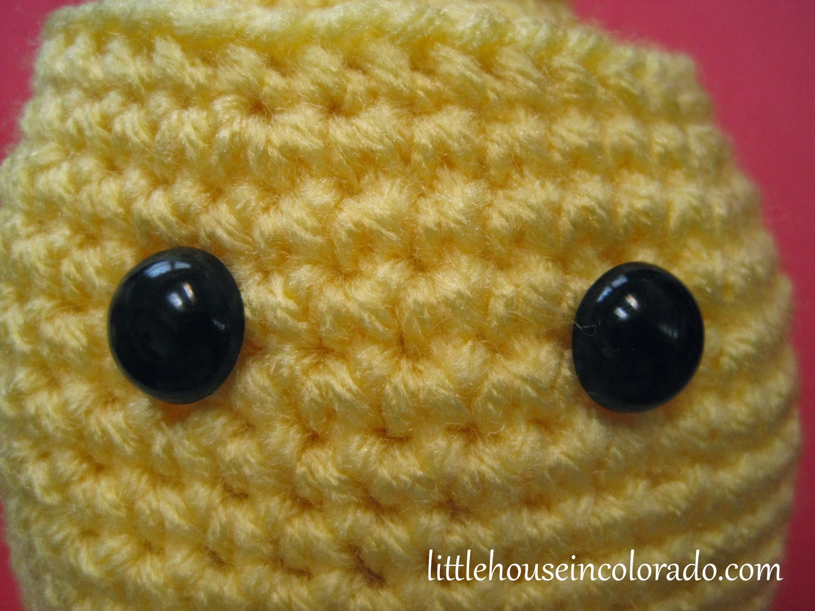 Exclusive Hello Kitty Crochet Tip#2: It's in the eyes, nose and ... | 1200x1600