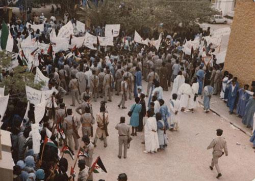 تاريخ المنظمة الطليعية لتحرير الصحراء ومسيرة الفقيد سيد ابراهيم بصيري