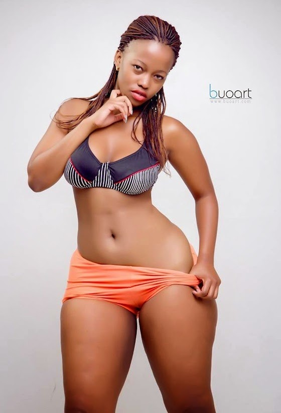 Photos Model With The Biggest Hips In Africa Releases New Photos