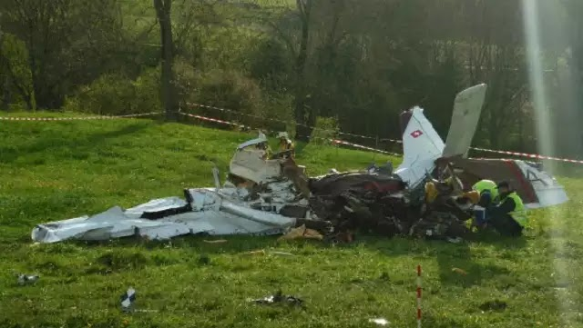 Τελικός προορισμός - ένας διαφορετικός κόσμος  μεταθανάτια εμπειρία, σε αεροπορικό  δυστύχημα