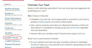 "alt=""how to add feed burner feed to blog"""
