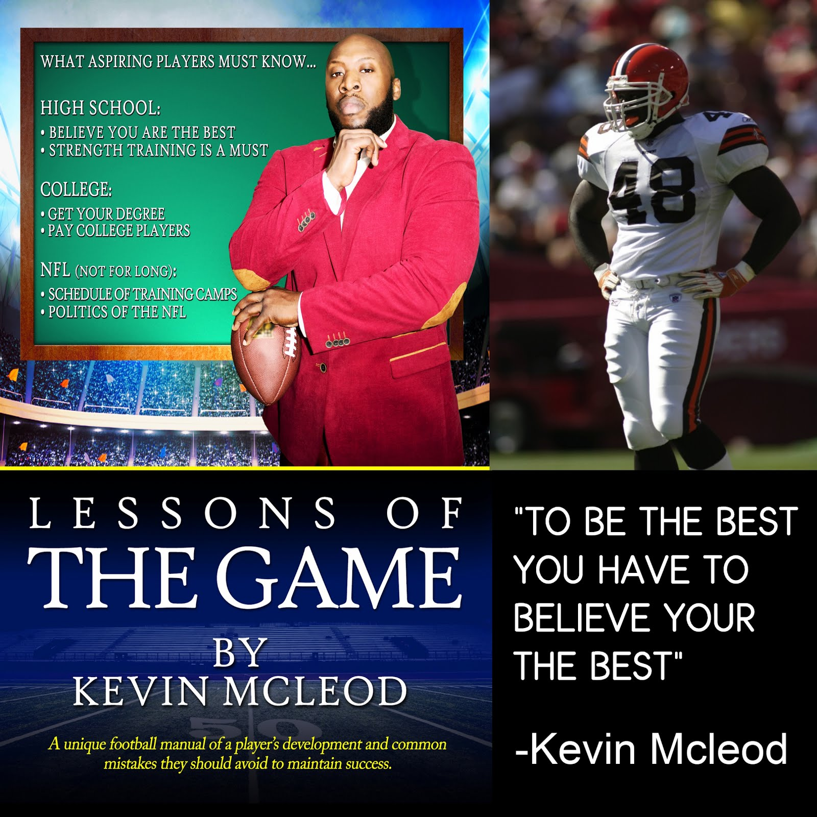 Lessons of the Game by Kevin Mcleod