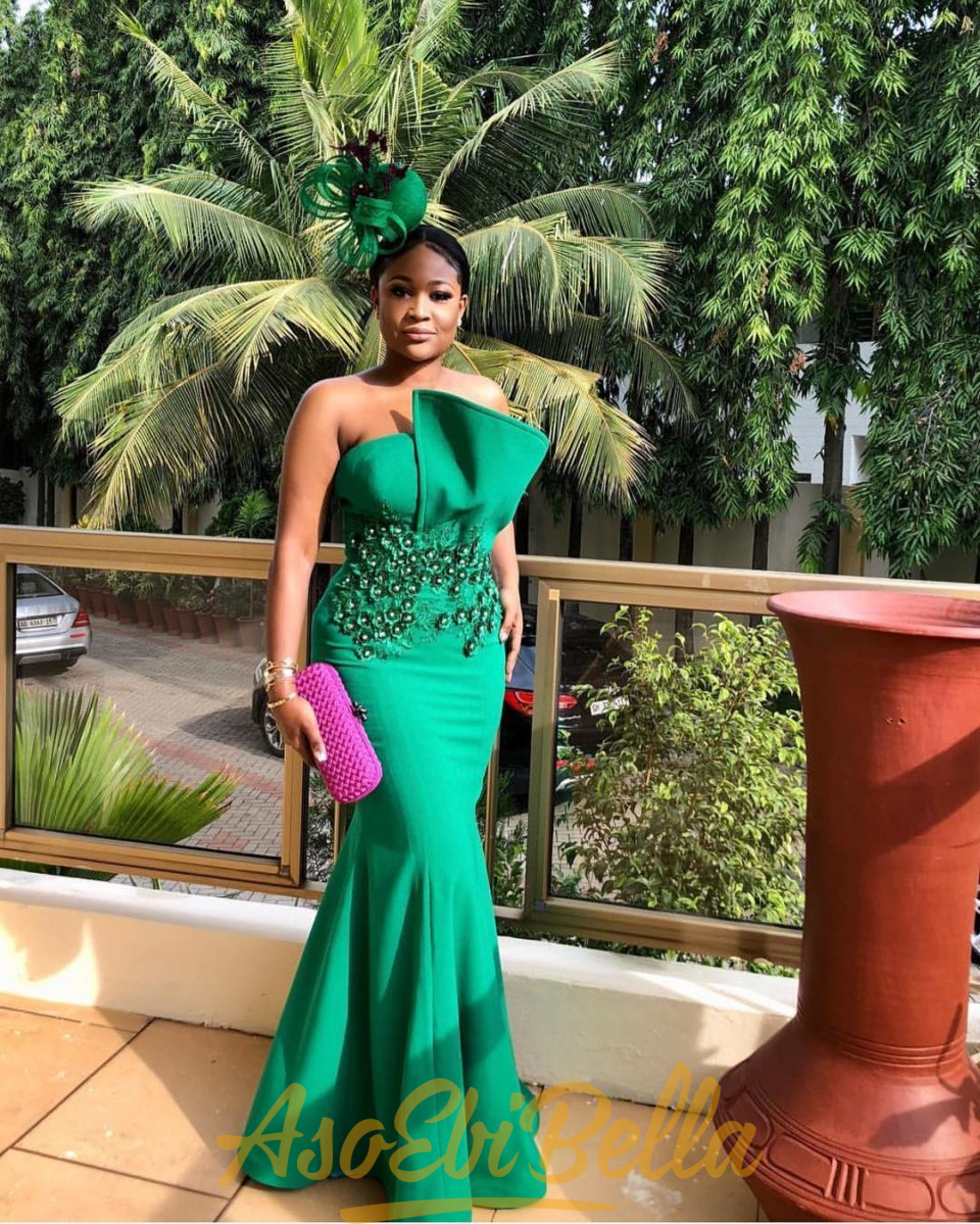 #EbFabLook Vol 41: Top Aso-Ebi Style And EB Fabulous Look Style Worn From 17-26 Jan 2019