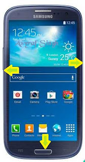 Download Mode  Samsung Galaxy GALAXY S3 GT-I9301I