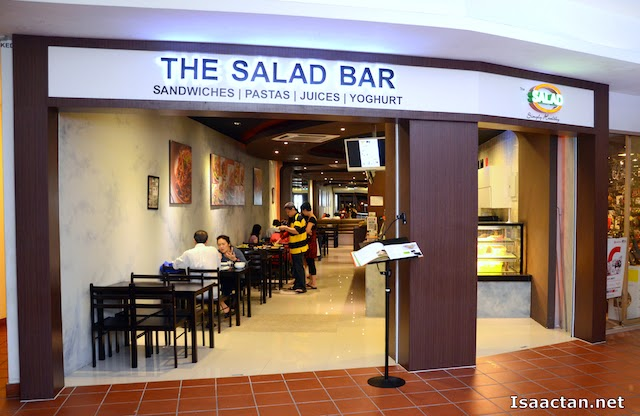 The Salad Bar Citta Mall Ara Damansara