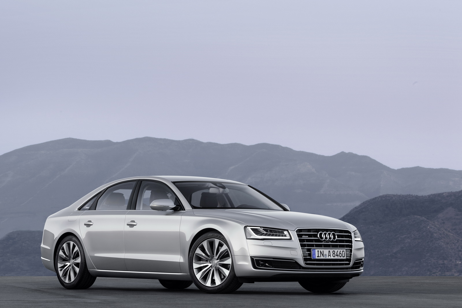audi recalls nearly 5 000 a8 v8 tdis for increased emissions carscoops. Black Bedroom Furniture Sets. Home Design Ideas