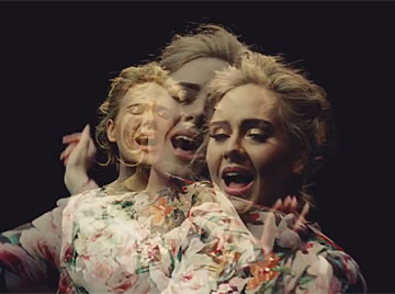 Adele - Send My Love (To Your New Lover) - music video