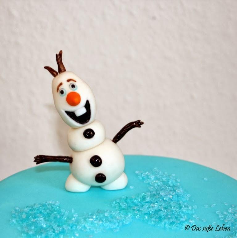 Rezept Olaf von der Eisknigin (mit Torte) | Das se Leben