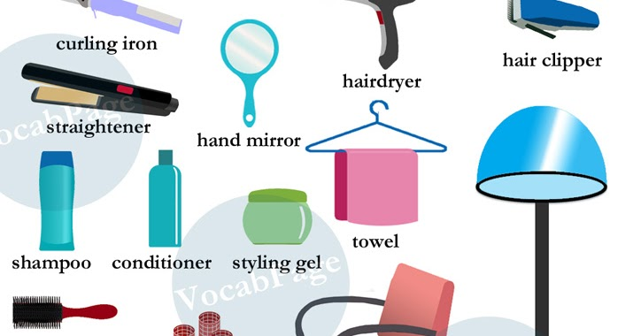 Vocabularypage beauty salon vocabulary for Page 3 salon pathankot