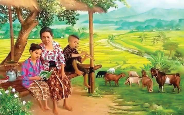 Rupa-Rupa Wangunan Dina Basa Sunda