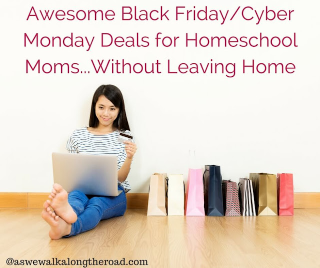Black Friday Deals for Homeschool Moms #BlackFriday #homeschooling