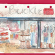 "Urban Sketcher outing ""The Buckle"""