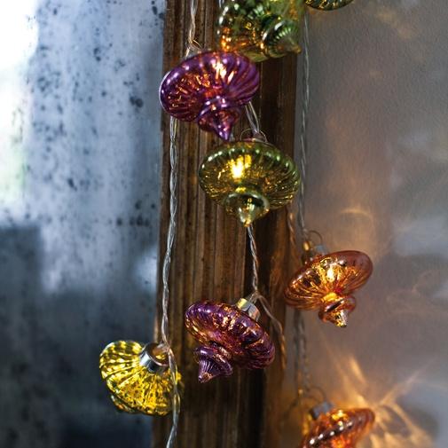 Ornate Christmas Stockings
