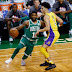 By the Numbers: Boston Extends Streak to 10, Beats Struggling Lakers