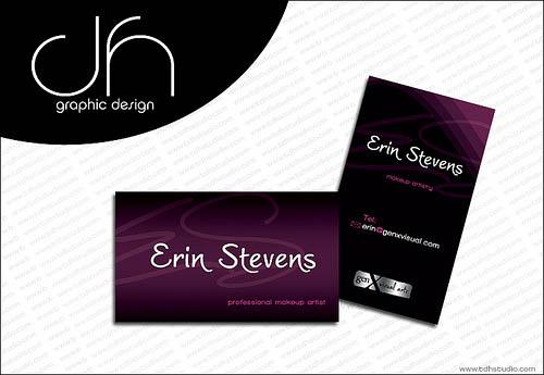 Erin Stevens Make Up Artistry
