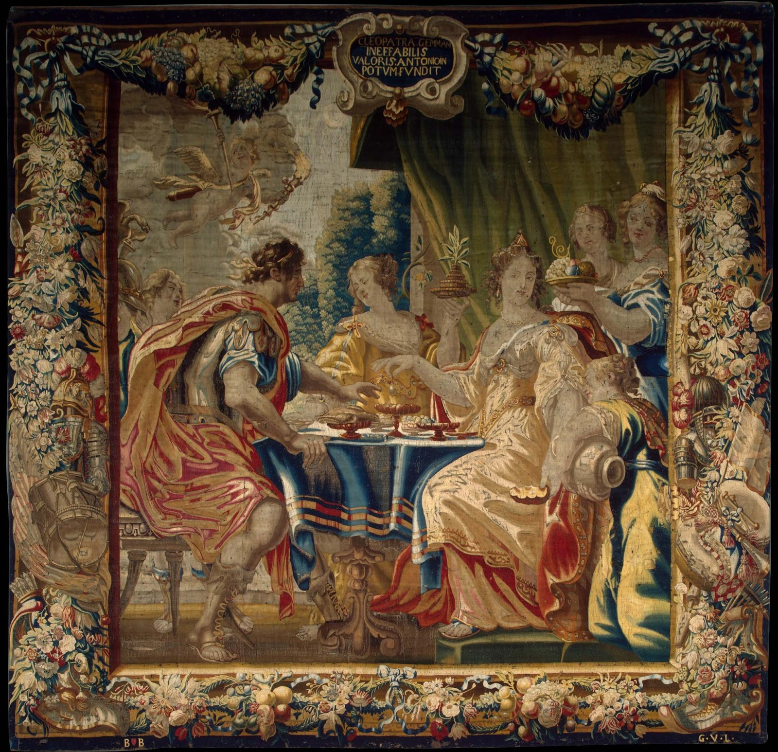 Spencer Alley: Drawings and Tapestries from the Hermitage