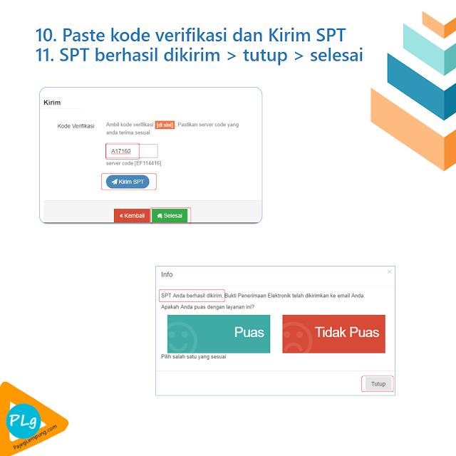 Lapor – Efiling SPT Masa PPN 1111 (lapor SPT Masa PPN 1111 via internet) – pajeg