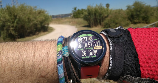 #ProductReview | Amazfit, the low cost smartwatch for cycling, running... you need it!