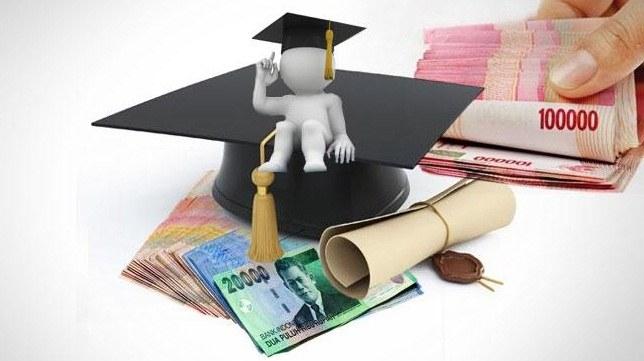 Gambar cara menyiapkan dana pendidikan terbaik untuk anak