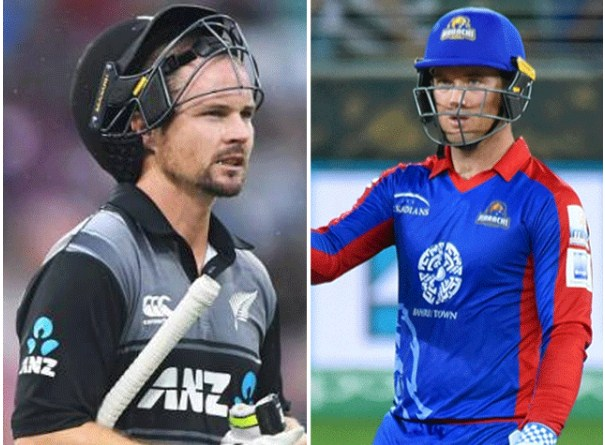 Colin Monroe and Colin Ingram also come across Pakistan